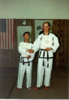 Grand Master James S. Benko Tae Kwon Do Journal
