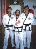 Tae Kwon Do Journal Grand Master James S. Benko